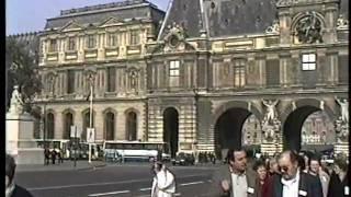 Walking around Paris in 30 minutes