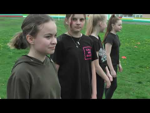 Урок по легкой атлетике в 7 классе видео