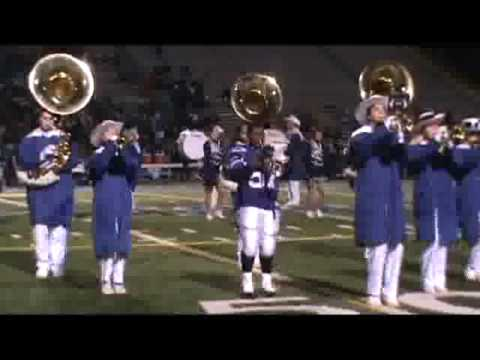 DeSales High School Football state semifinal 11-30.flv