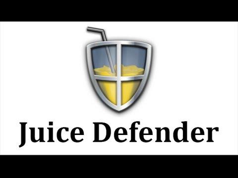 Aplicatie Android: Juice Defender Ultimate
