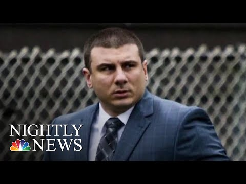 NYPD Fires Officer At Center Of Eric Garner Case | NBC Nightly News