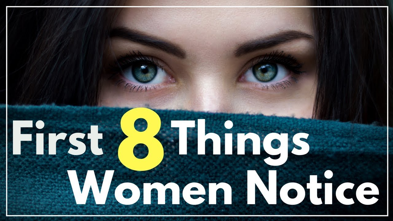 10 things women love on a man ten attractive items to - 1280×720