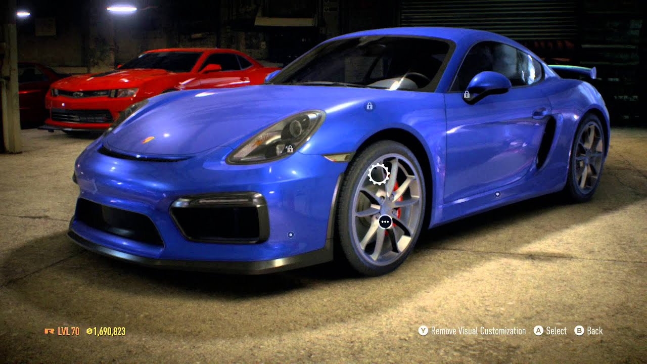 need for speed 2015 porsche cayman gt4 customization and build youtube. Black Bedroom Furniture Sets. Home Design Ideas