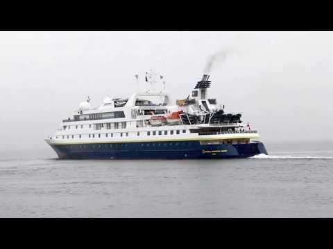 """Ukens skipsesøk: """"National Geographic Orion"""""""