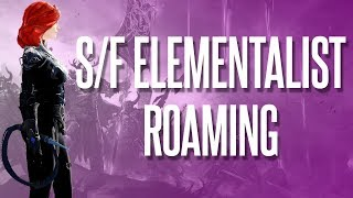 GW2   Weaver   WvW   S/F Roaming   Wednesday   [OHai] The song is R...