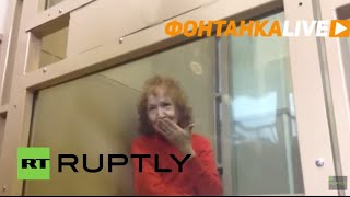 Russia: 68-year-old woman arrested on serial killer charges