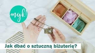 Lubisz sztuczną biżuterię? Sprawdź, jak o nią zadbać