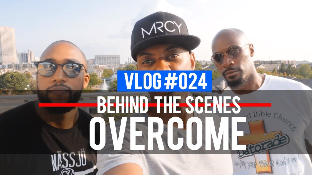 VLOG 024 - Music Video Behind the Scenes - Overcome (@RebirthofSOC)