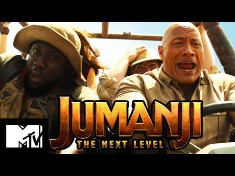 JUMANJI: THE NEXT LEVEL - Final Full online | MTV Movies
