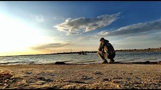 Рыбалка на закидушку и морские змеи