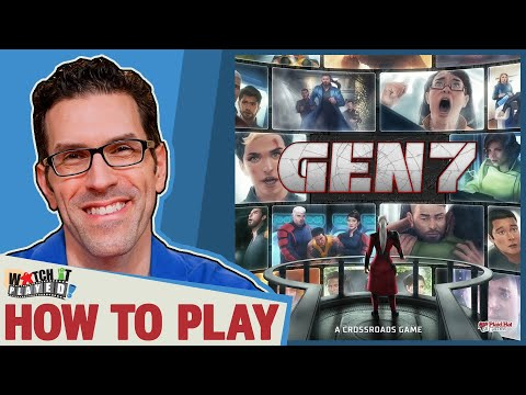 Gen7: A Crossroads Game - How To Play