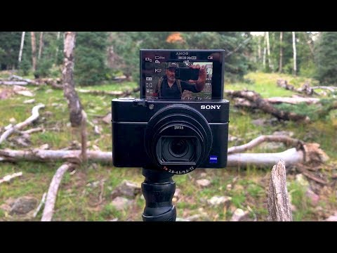 Sony RX100 Mk VI - Ultimate BackCountry Camera For Hunting/Hiking/Backpacking?