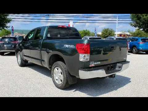 2007 Toyota Tundra Sr5 6 1 2 Ft In Rutland Vt 05701 Alderman S