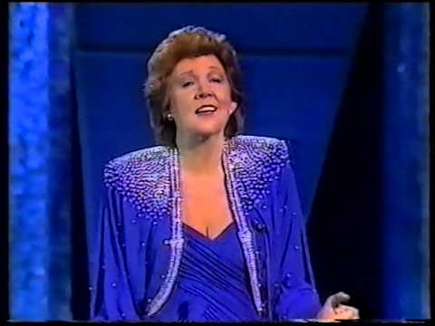 """CILLA BLACK sings """"ONE MOMENT IN TIME"""""""