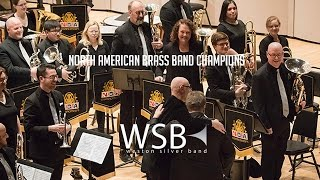 Download lagu Weston Silver Band: Endeavour (Philip Sparke) NABBA Championships 2017