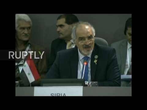 Venezuela: Syrian UN ambassador says air attack 'proves' link between US and IS