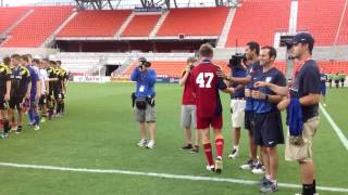 U-15/16 Academy Finals: Real Salt Lake-Arizona Academy Medal Presentation