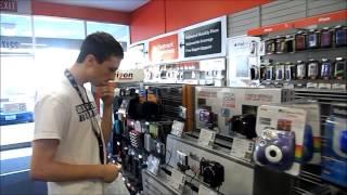 Sol Survivor Vlog: Twitch Puts Cam In A Bag