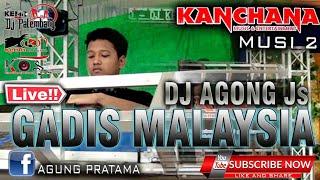 Download Mp3 Dj Nur'azizah Gadis Malaysia || Bergoyang Sampe Lemes || Dj Agong Js Live Mu