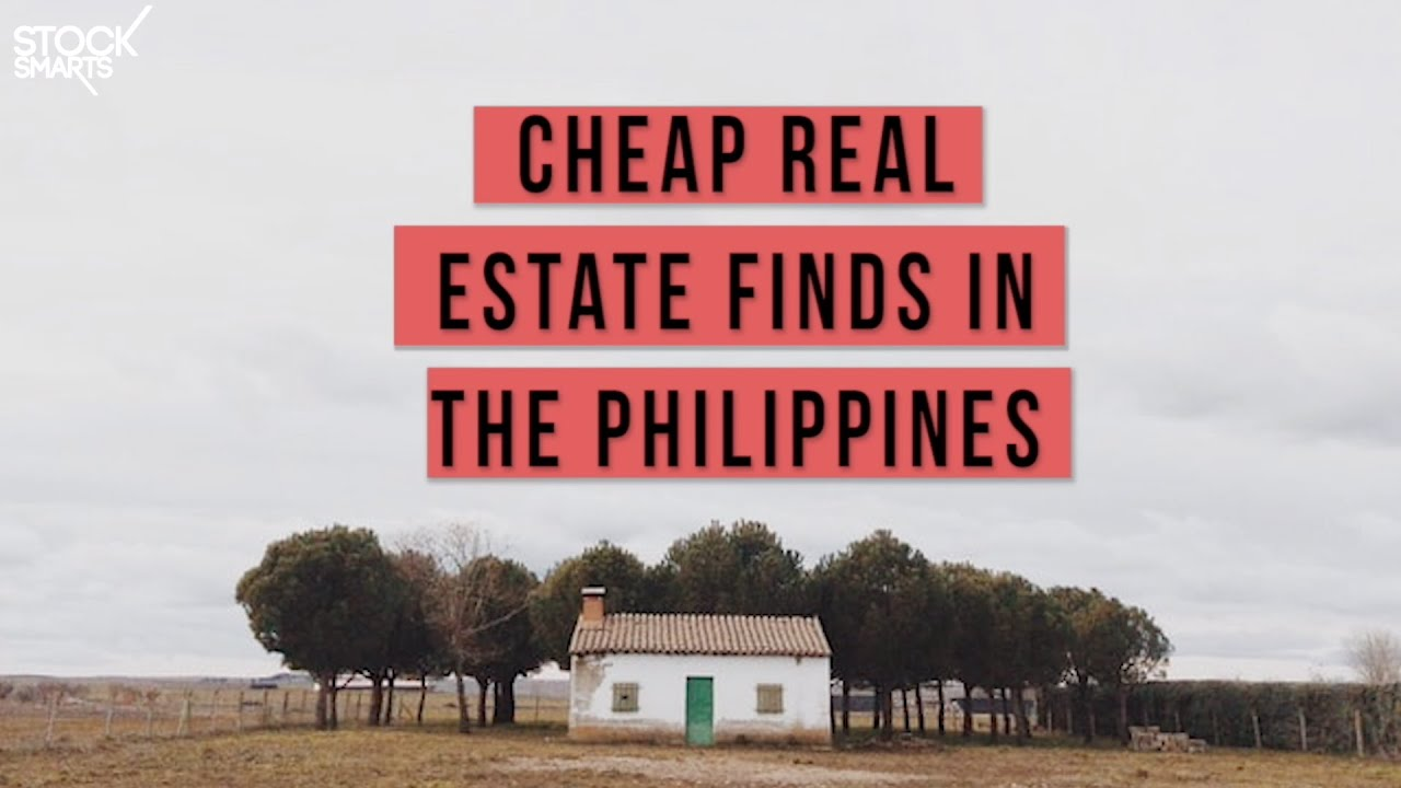 The Cheapest Property Prices In The Philippines Youtube
