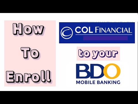how-to-enroll-col-financial-to-bdo-mobile-app-|-easy-steps
