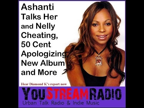 Ashanti Addresses Rumors She Cheated on Nelly & more