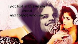Selena Gomez- The house that built me (lyrics)
