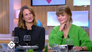 Au dîner avec Camille Cottin et Céleste Brunnquell ! - C à Vous - 19/11/2019