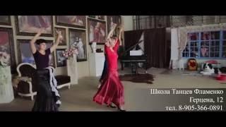 Что такое фламенко? Это грация, здоровье и ум женщины… Фламенко для начинающих в Пензе.