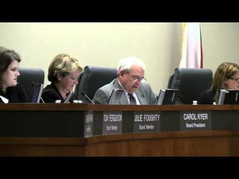 LISD Board Meeting Video - 2/14/2011 - Election Order and Funding Outlook