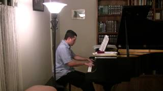 """Stoic Theme from """"The Shawshank Redemption"""" - Piano cover (Yamaha G2)"""