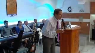 PREDICA PENTECOSTAL CULTO EVANGELISTICO 14-09-2014
