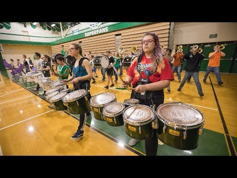 Alaska marching band heads to Macy's Thanksgiving Parade