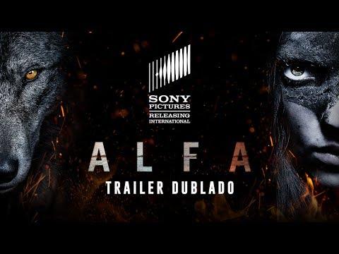 Alfa  Trailer Dublado  Em breve nos cinemas