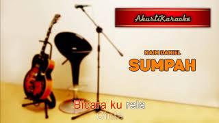 Download lagu Naim Daniel - Sumpah ( Karaoke Versi Akustik )