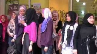 HIJABERS COMMUNITY SABAH OPEN HOUSE 2011