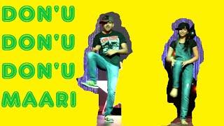 Donu Donu Donu Dance Performance    Maari Movie    By Mahi & Pavani