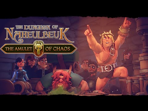 The Dungeon Of Naheulbeuk: The Amulet Of Chaos - #Бой с Шаманом #На Русском Языке |