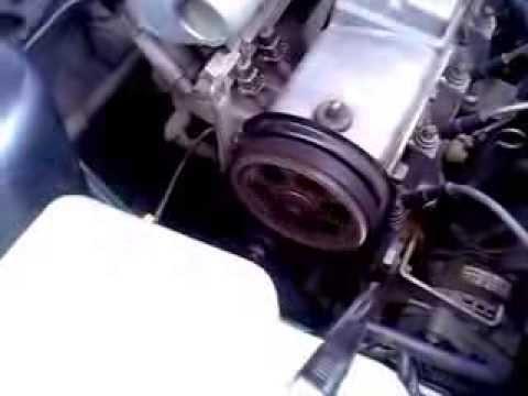 ВАЗ 2114 (1.5  8кл).Распредвал.Стук в двигателе