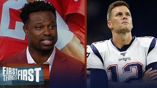 Bart Scott lays out expectations for Tom Brady, Patriots this season | NFL | FIRST THINGS FIRST