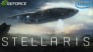 Stellaris v 1.3 on NVIDIA GT220 (Low Spec Gaming - Can You Run It?)