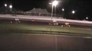 Supermodified Racing at Lee Speedway