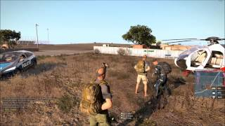Crystalmeth Polizei Razzia - Arma 3: Altis Life [Deutsch] [HD]