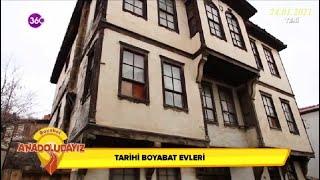 Boyabat 360 TV 24 01 2021