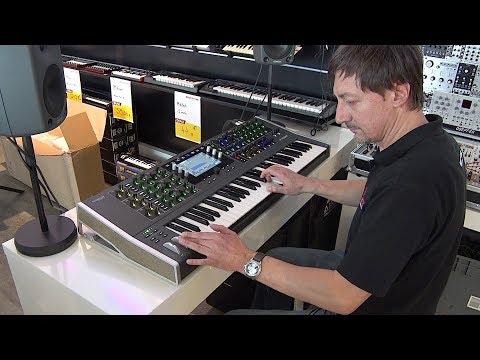 Waldorf Quantum Synthesizer Sound Demo @ MUSIC STORE