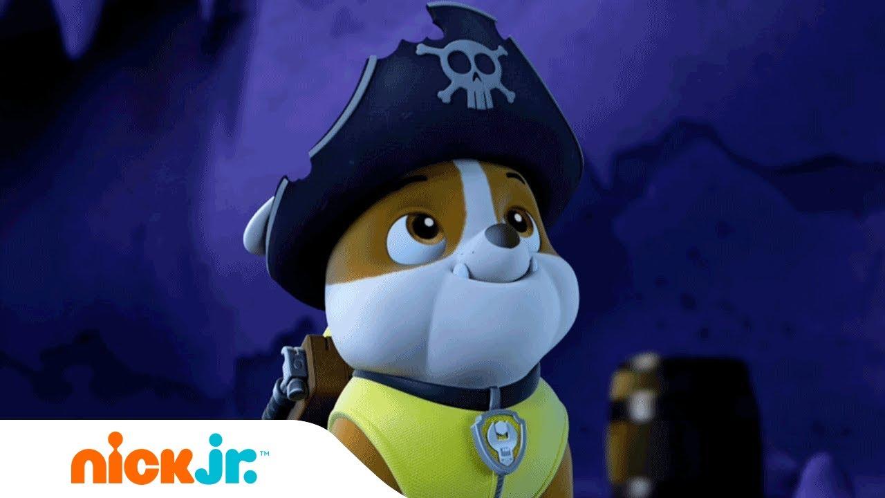 Przygoda w jaskini piratów ????☠️ Psi Patrol | Nick Jr. Polska
