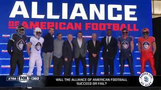 Will the AAF succeed or fail?