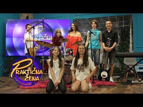 Praktična žena - The Pijamas band
