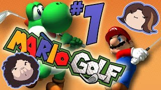 Mario Golf: Hit the Links - PART 1 - Game Grumps VS