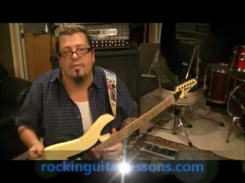 JOE SATRIANI  CRUSHING DAY  Guitar Lesson  Mike Gross